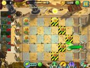 PvZ2-Ancient-Egypt-Save-Our-Seeds-Plugging-III-Setup
