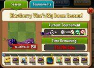 Blastberry Vine's Big Boom Season Prize Map