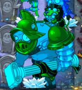 Frozen Gladiator Gargantuar