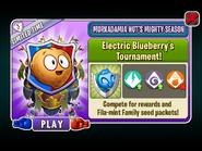 Murkadamia Nut's Mighty Season - Electric Blueberry's Tournament