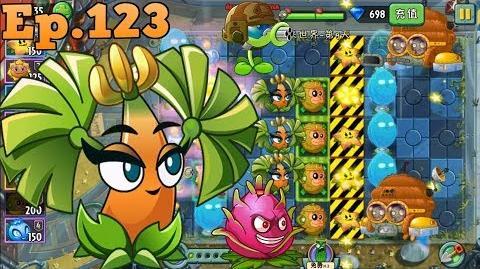 Plants vs. Zombies 2 (China) - Got Plantain (Banana Dancer) - Far Future Day 9 (Ep