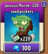 Jurassic Marsh Piñata 9.0.1