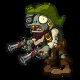 Pistol Zombie