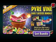 Pyre Vine Early Access Bundle Ad