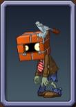 Brickhead Zombie Icon