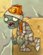 Conehead Mummy's second degrade (PvZ2IAT)