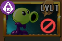 Goo Peashooter can't be used