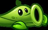 Pea Vine Seed Packet Texture