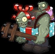 Zombie tutorial gargantuar birthday