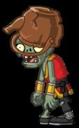 HD Buckethead Monk Zombie