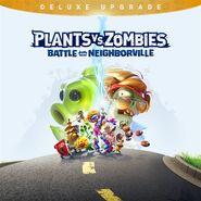 Plantsvs.ZombiesBattleforNeighborvilleDeluxeUpgrade AlternativeBoxart