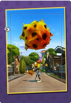 Sticky Cheetah Ball