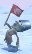 Flag Zombie Summoned