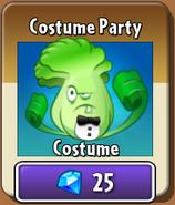 Costume Party Bonk Choy 3