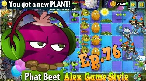 Plants vs. Zombies 2 Got a new Plant Phat Beet Neon Mixtape Tour Day 1 (Ep