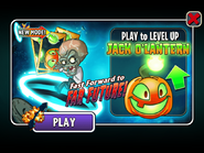 Penny's Pursuit Jack O' Lantern