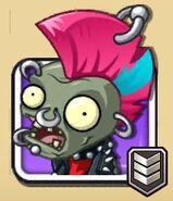 Punk Zombie's Level 3 icon
