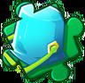 Blue Bucket Puzzle Piece Level 1