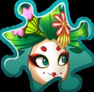 Boophonegeisha Costume Puzzle Piece