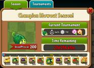 Champion Blow-Out Season Prize Map