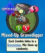 Receiving Mixed-Up Gravedigger