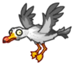 Seagull Zombie