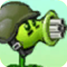 Gatling Pea (Spawnable)