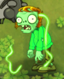 Glowing Luck O' Zombie