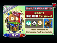Gumnut's Sticky Season - Gumnut's BOSS FIGHT Tournament