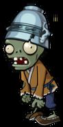 Beggarhead zombie