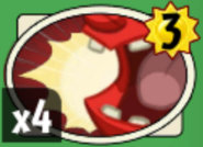 Berry Angry card