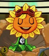 Solar Flare Laughs Like A BOSS
