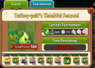 Turkey-pult's Thankful Season Prize Map