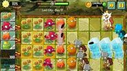 Lost City Part 2 Level Placeholders - Unused Level - Plants vs