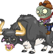 Rodeo Legend Zombie Almanac Icon Texture