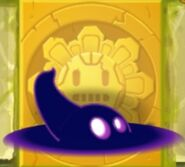 Shadow Peashooter Gold Tile 3