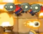 Zombiditos Monjes flotando