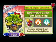 Boom Balloon Flower's Bangin' Season - Bombegranate Garden Party Tournament