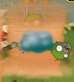 Food Fight Zombie Snadstorm
