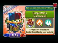 Explode-o-Vine's Incendiary Season - Escape Root's Tournament