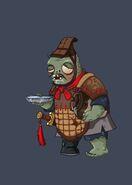 Drunk Zombie