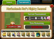 Murkadamia Nut's Mighty Season Prize Map