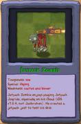 Jetpack Zombie PvZ1