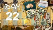 Android Beta 2 PvZ All Stars - Ancient Egypt Day 22