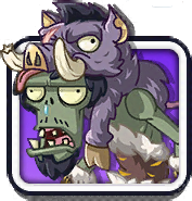 Chief Ice Wind Zombie Icon