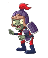 HD Great Wall Soldier Zombie