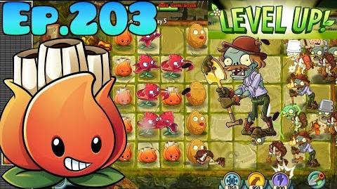 Plants vs. Zombies 2 A.K.E.E. and Plants Level Up - Lost City Day 5 (Ep