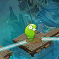 Spring Bean on the World Map (Chinese version)