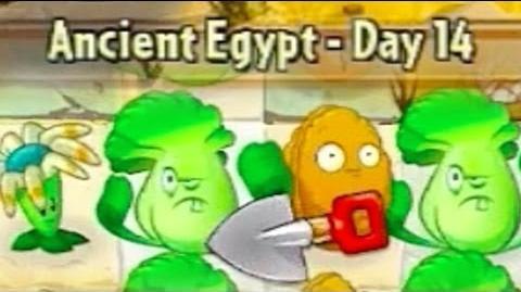 Ancient Egypt Day 14 - Walkthrough