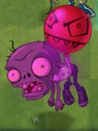 Stalled Big Brainz Balloon Zombie